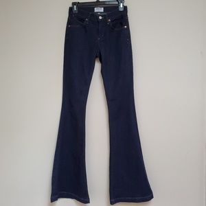 AGOLDE Madison 70's ultra flare bell bottoms 24 00
